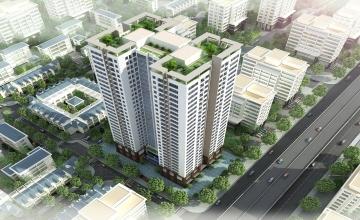 Chung cư Housinco Grand Tower Nguyễn Xiển