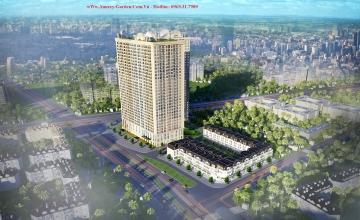 Siêu dự án Aurora Garden Hoàng Mai - Vimefulland